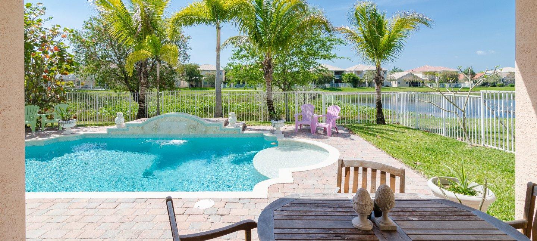 7054 Via Leonardo | Pool & Patio Area
